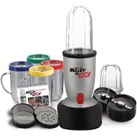 21 Pieces Magic Bullet Food Processor