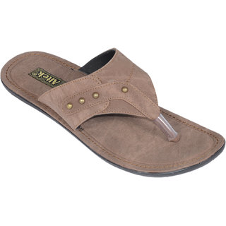 Altek Flat Slipper (altek_1041_brown