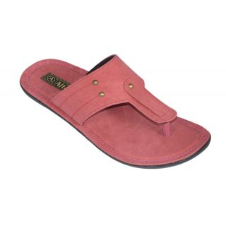Altek Flat Slipper (altek_1042_red)