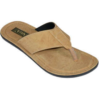 Altek Flat Slipper (altek_1043_camel)