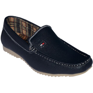 Altek Men Casual Loafers (altek_loffer_101_blak)