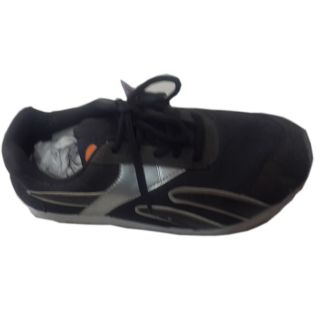 KSC	BLACK	MEN	CASUAL/SPORTS  Shoes (SH-28 )