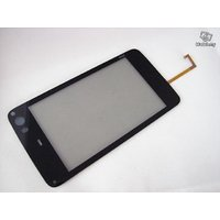 Touch Screen Digitizer Glass For Nokia N900 Black