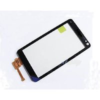 Original Touch Screen Digitizer Glass For Nokia N8 Black