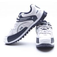 Xpose Men's White Blue Sports Shoes