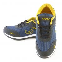 Xpose Men's TPR Blue Sports Shoes