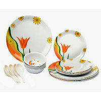 Attractive Collection Of 18 Pcs. Dinner Set - 81939143