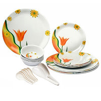 24 Pcs. Melamine Dinner Set - 81939882
