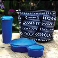 Tupperware-True-Blue-Lunch-Set-lunch-box
