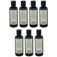 Khadi Herbal Shikakai Shampoo - Combo (Pack Of 7)