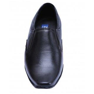 Dr.kobler Black-301 Genuine Leather Formal Shoes For Men