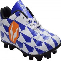 Lycan Safari Football Shoes ( Blue & White )