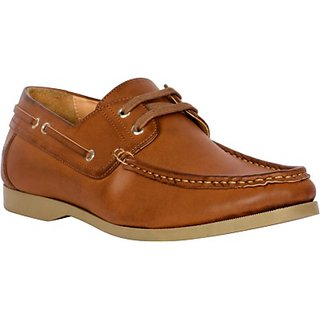 Rockwood Men Tan Casual Shoes