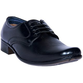 Jackboot Nice Leather Lace Up Derby Shoes