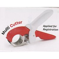 Pearl Berry Multi Cutter With Extra Sharp Stainless Steel Blade