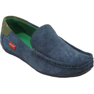 Bachini Mens Casual Shoes 1511-Navy Blue
