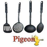Pigeon Cook N Serve Kitchen Tool Set, 4-Pieces