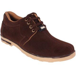 George Adam Men'S Brown Casual Shoe Ch2001-brown