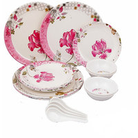 Attractive Collection Of 18 Pcs. Dinner Set