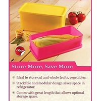 Tupperware Smart N Fresh 3.1ltrs And 1.4 Ltrs (yellow)