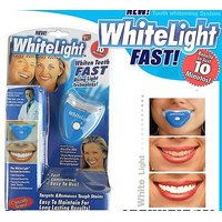 Dental White Light Teeth Whitening System. Oral Dental Care Kit (shop99.rocks)