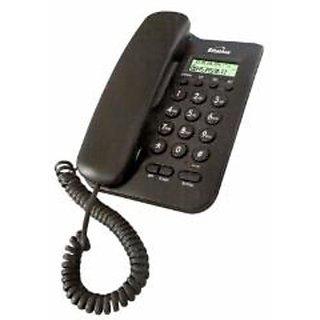 Binatone Spirit 200 Corded Landline Phone (Black)