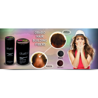 OBABO INSTANT HAIR BUILDING FIBER 12 GRAMS