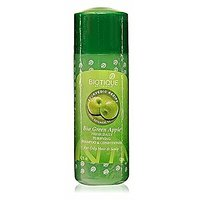 Biotique Hair Care Frequent Use Cleanser For Oily Hair Green Apple 210Ml