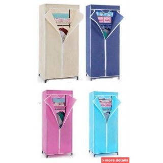 Single door Folding Wardrobe Cupboard Almirah available at ShopClues for Rs.1249