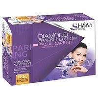 SHIVI CARE DIAMOND FACIAL CARE KIT (FREE SHAIVI CARE FACE WASH 60 ML WOTH Rs.50)