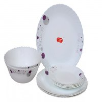 DIVA PURPLE HAZE 10 PC DINNER SET