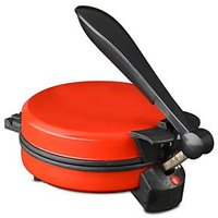 Delta Roti Maker In Orange Coloured Especially For Diwali Gift