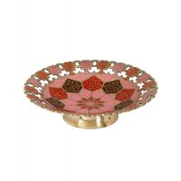 Rajrang Serving Classic Brass Bowl # BSH00075 (Pack Of 1)