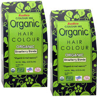 Radico Colour Me Organic Strawberry Blonde Colour - 100g (Set Of 2)