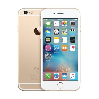 Apple Iphone 6S- 16GB (Gold)