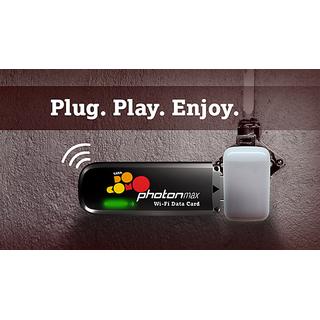 Unlock Tata Photon Max Wifi Huawei EC315 CDMA EVDO RevB WiFi USB Modem available at ShopClues for Rs.1700