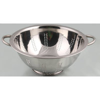 Mayur Exports Stainless Steel Colander - 28 Cm