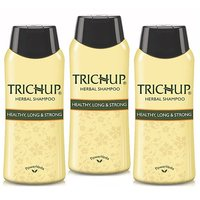 Trichup Healthy, Long  Strong Shampoo Combo Pack Of 3x200ml