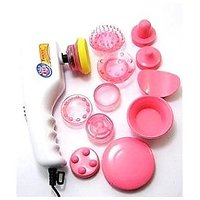 21 In 1 Facial Magnetic Pain Relief Massager Face Massager + 21 Aplicator