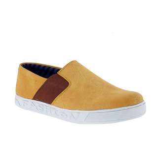 Beige Men Zoot24 Force Casual Shoes