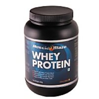 Muscle Blaze Whey Protein 1 Kg (Strawberry)