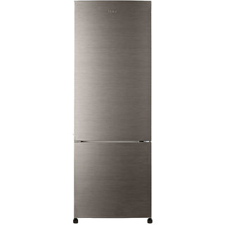 Haier HRB-3653BS-H Frost-free Freezer-on-Bottom Refrigerator (345 Ltrs, 3 Star Rating, Brushed Silver)
