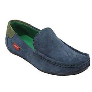 Bachini Mens Casual Shoes (1511-Navy Blue)