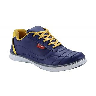 Bachini Mens Casual Shoes (1512-Navy Blue)