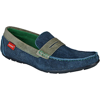 Bachini Mens Casual Shoes (1518-Navy Blue)