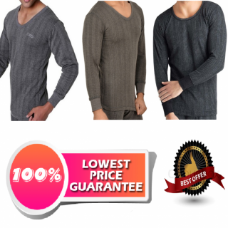 Combo of 3 Assorted Oswal Thermal Vest ( Premium Quality )