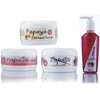 Herbal Skin Whitening Papaya Fairness Pack