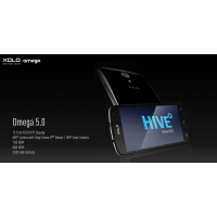 XOLO  5.0 - Black - Ocatacore, 1gb, 8gb, Dual SIM - 1 Year Brand Warranty - 83541060