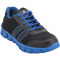 Advin England Black/Blue Sports Shoes For Men