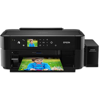 Epson L810 Photo Printer - Black